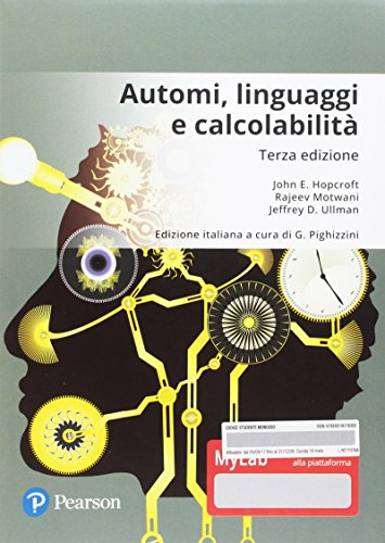 9788891907806: Automi, linguaggi e calcolabilità. Ediz. Mylab. Con Contenuto digitale per download e accesso on line