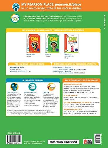 9788891908612: On accendi la mente. Scientifico. Per la Scuola elementare. Con e-book. Con espansione online: 1