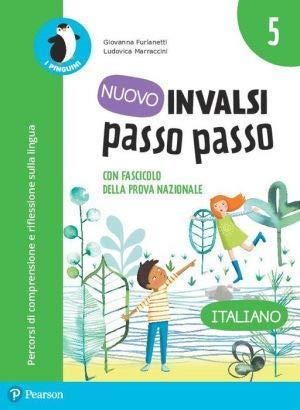 9788891908803: Nuovo INVALSI passo passo. Italiano. Per la 5ª classe elementare