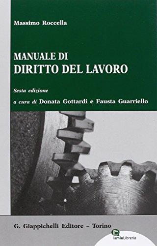 Manuale di diritto del lavoro: Massimo Roccella
