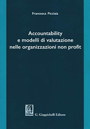 9788892118072: Accountability e modelli di valutazione nelle organizzazioni non profit