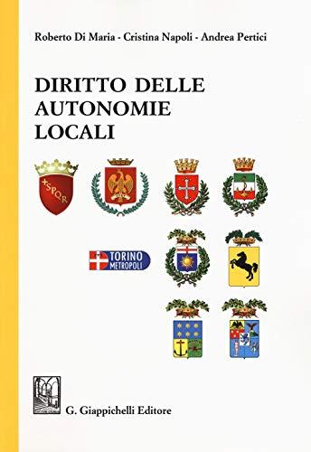 9788892118218: Diritto delle autonomie locali