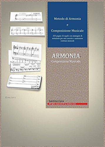 9788892606067: Metodo di armonia e composizione musicale