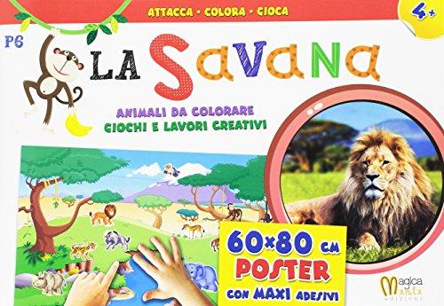 Savana. Ediz. illustrata (La)