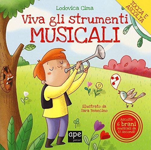 Viva gli strumenti musicali!: Lodovica Cima