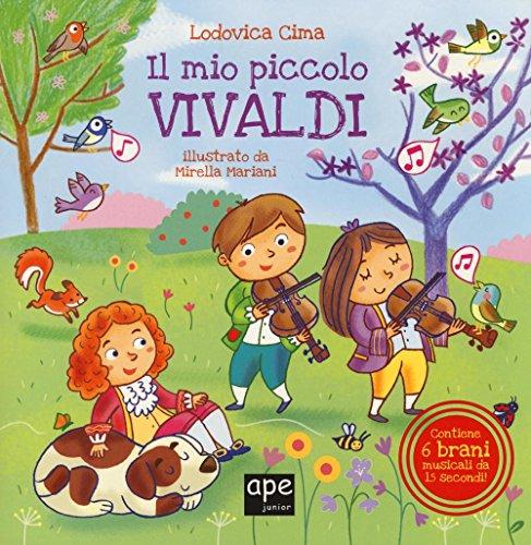 9788893091022: Il mio piccolo Vivaldi. Libro musicale (Libri gioco)