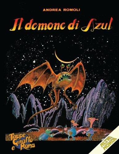 9788893216135: Il demone di Azul (Italian Edition)