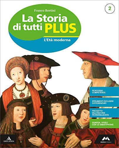 9788893243247: La storia di tutti plus. Per la Scuola media. Con e-book. Con espansione online. Con 2 libri: Atlante-Quaderno