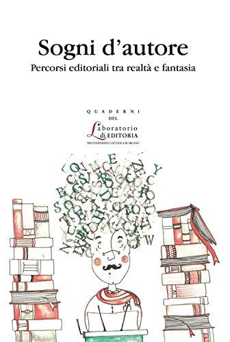 9788893350198: Sogni d'autore (Quaderni del laboratorio di editoria)