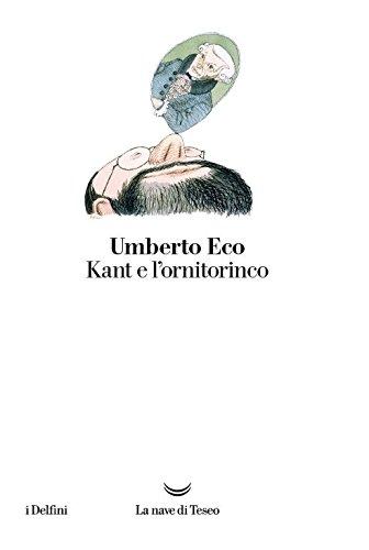 9788893440851: Kant e l'ornitorinco