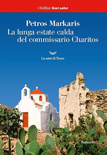 9788893441728: La lunga estate calda del commissario Charitos