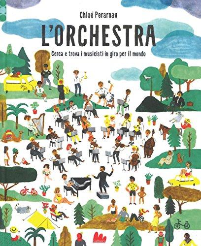 L'orchestra: Chloé Pérarnau