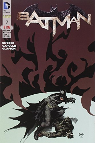 9788893510059: Batman: 7 (New 52 special)