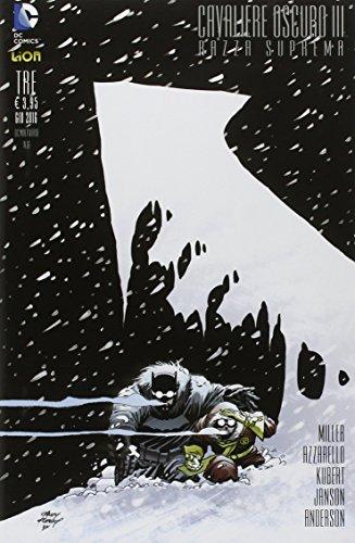 9788893510066: Razza suprema. Batman. Il cavaliere oscuro III: 3 (DC Multiverse)