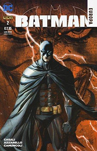 9788893510974: Batman Europa: 2