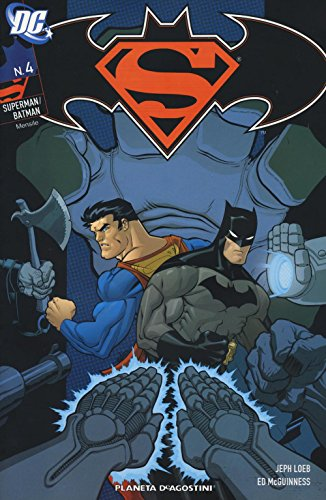 9788893511117: Superman/Batman: 4 (Planeta)