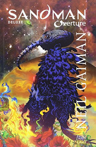 Sandman overture deluxe Gaiman, Neil; Williams, J.