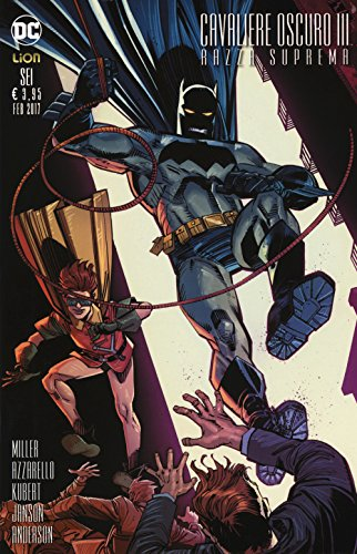 9788893513357: Batman DK III. Variant A: 6 (DC Multiverse)