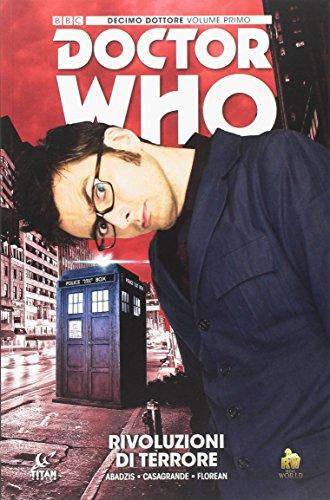 9788893514217: Rivoluzioni di terrore. Decimo dottore. Doctor Who: 1