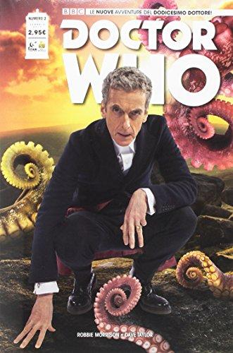 9788893514248: Doctor Who (DC Comics)