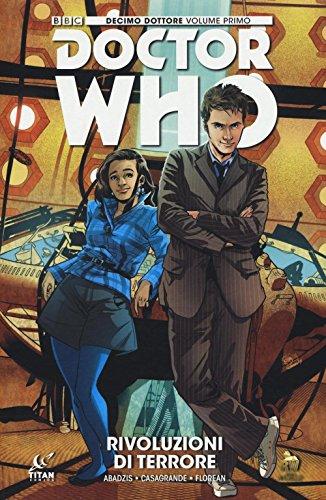 9788893514255: Rivoluzioni di terrore. Decimo dottore. Doctor Who: 1