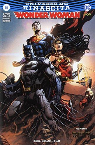 Wonder Woman. Rinascita. Variant: 8: Greg Rucka