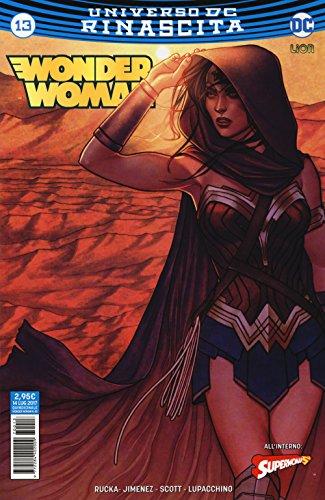 Rinascita. Wonder Woman: 13: Lupacchino Rucka