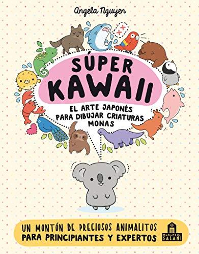 9788893675390: Súper Kawaii. El arte japonés de para dibujar criaturas monas (LIBROS MAGAZZINI SALANI)
