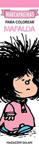 9788893677172: Marcapáginas para colorear (Mafalda) (MARCADORES)