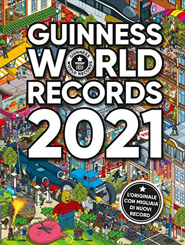9788893678032: Guinness World Records 2021. Edizione italiana