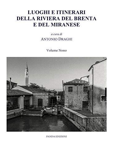 9788893781961: Luoghi e itinerari della riviera del Brenta e del Miranese: 9