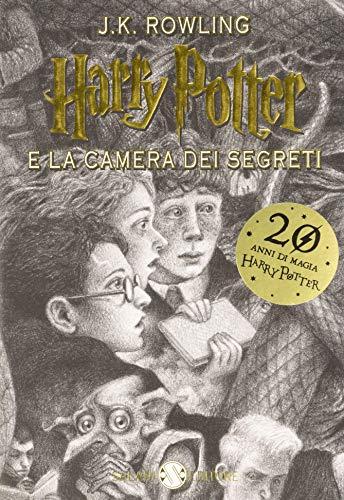 9788893817035: Harry Potter e la camera dei segreti. Nuova ediz.: 2
