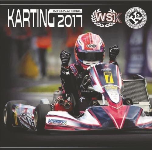 Karting 2017: Seasons Photographic Review (Italian Edition): Morandi, Fernando