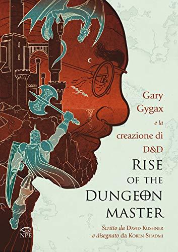 9788894818727: Rise of the Dungeon Master. Gary Gygax e la creazione di Dungeons & Dragons