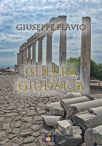 9788894965223: GUERRA GIUDAICA