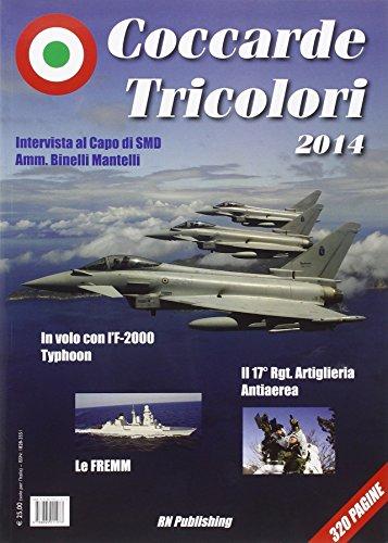 9788895011073: Coccarde tricolori