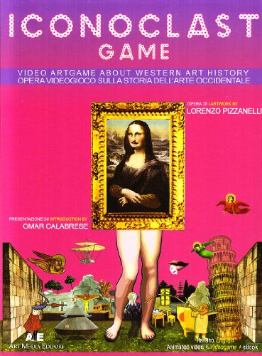 9788895017037: Iconoclast game. Opera videogioco sulla storia dell'arte occidentale. Ediz. italiana e inglese. CD-ROM. Con DVD