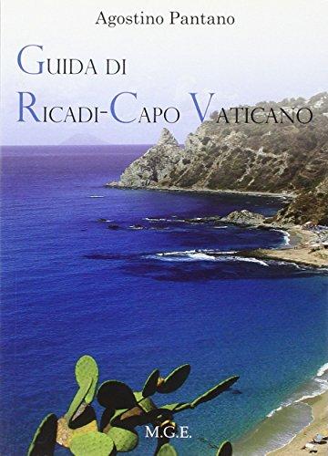 9788895031262: Guida di Ricadi-Capo Vaticano. La natura, la storia, il turismo