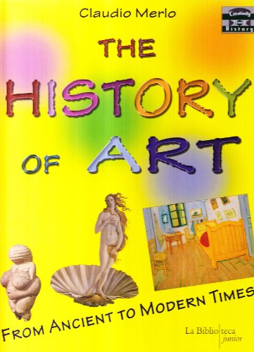 9788895065281: The history of art