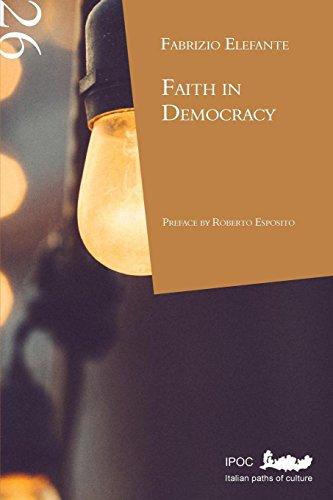 9788895145402: Faith in Democracy