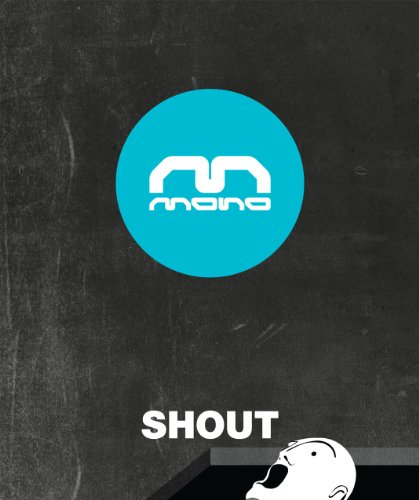 9788895165059: Mono Shout (Limited Edition) (English and Italian Edition)