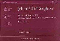 Ricercar Tabulatura - Tabulatur Buch Darinnen daß: Johann Ulrich Steigleder