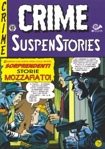 9788895208626: Crime suspenstories: 1