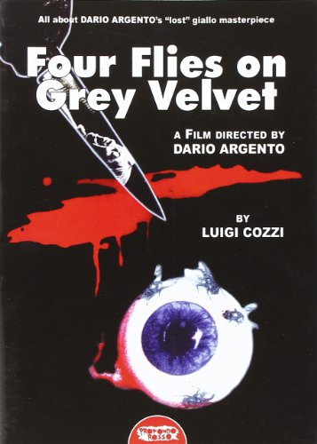 9788895294537: Four Flies on Grey Velvet: A Film Directed By Dario Argento