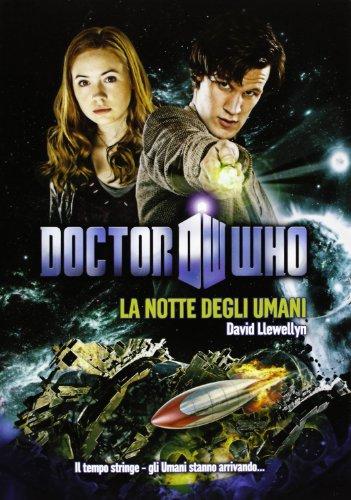 9788895313412: La notte degli umani. Doctor Who