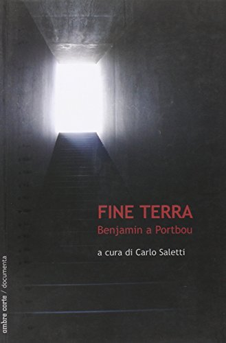 9788895366739: Fine terra. Benjamin a Portbou