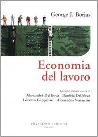 9788895399355: Economia del lavoro
