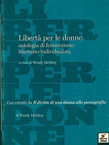 LibertÃ: per le donne (8895400003) by Wendy McElroy