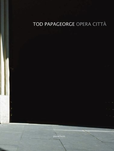 9788895410241: Tod Papageorge: Opera Città: Fotografia 2010 Rome Commission