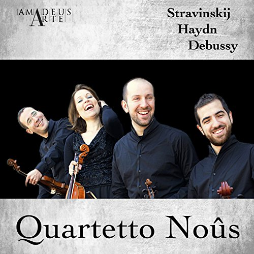 9788895450971: Quartetto Nous